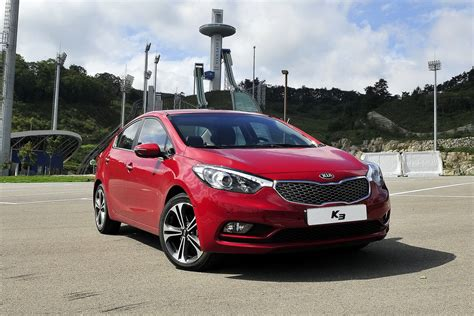 Kia K3 Forte All New 2014 Kia Forte K3 Compact Sedan Revealed