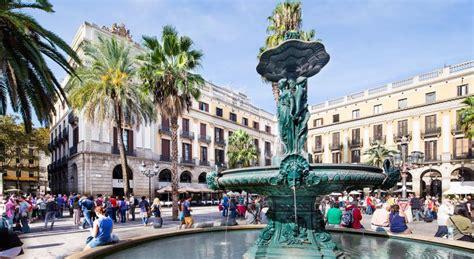 Outdoor Dining Rooms by Best Hotels Near Las Ramblas Barcelona An Inside Guide