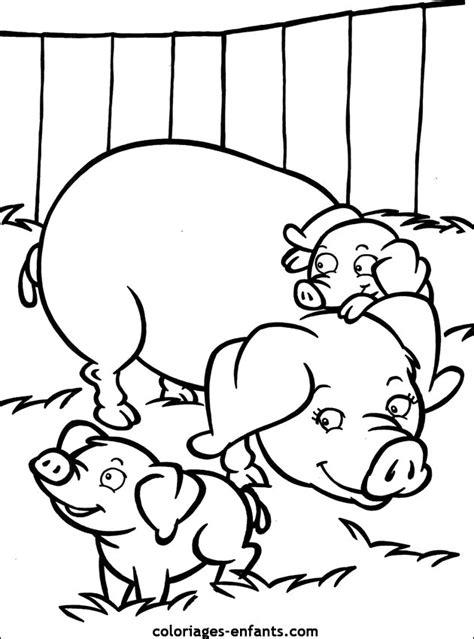Nos Jeux De Coloriage Cochon 224 Imprimer Gratuit Page 2 Of 3 Coloriage De Garfield Gratuit A Imprimer L