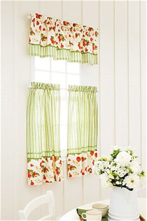 apple curtains for kitchen curtain design