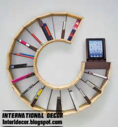 creative bookshelves a collection of creative bookshelves design ideas home