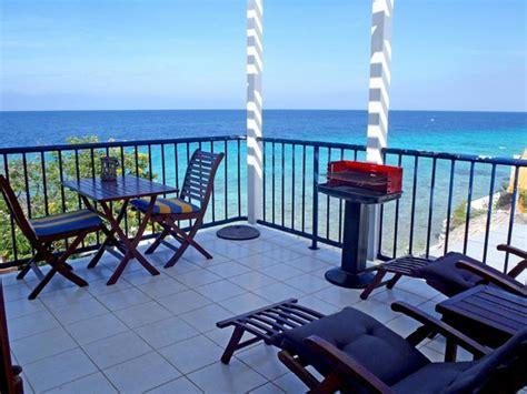 waterside appartments seaview terrace studio koncha picture of waterside apartments dive dorp sint