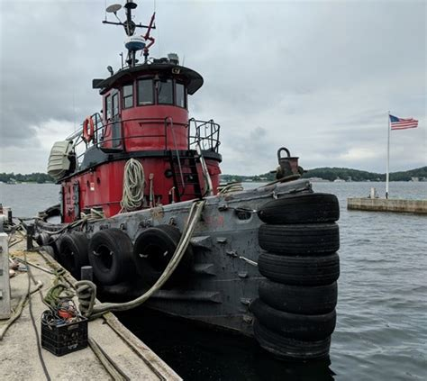 ex tug boats for sale ex army st model bow tug subchapter m compliant 1954