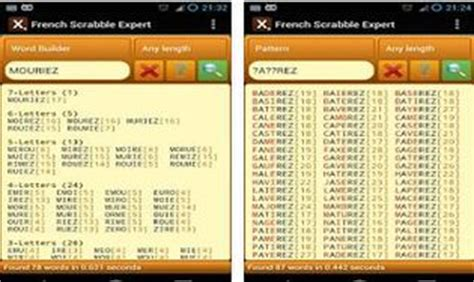 scrabble expert scrabble expert fran 231 ais android pour android