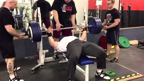 record bench press weight world record raw bench press drug tested
