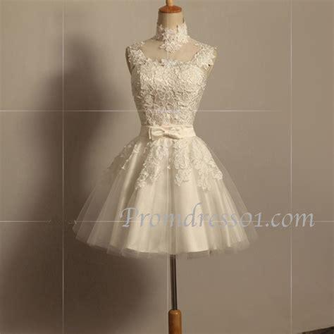white lace dress on tumblr prom dress project 2015 white lace short prom dress