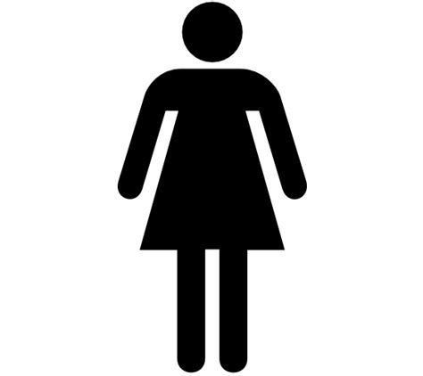 female bathroom symbol huffpo article claims restroom signs quot sexist quot because