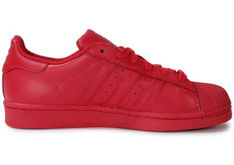 superstar rouge adidas superstar supercolor rouge chaussures adidas
