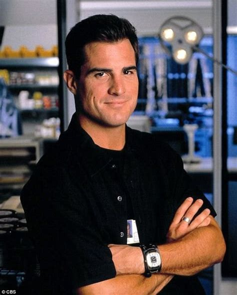 actor george of csi crossword george eads to leave csi after 15 seasons daily mail online