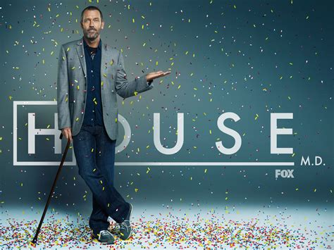 House Television Series Serienkiller Special Doctor Time House M D Die