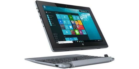 Acer One 10 S1002 Notebook Tablet 2 In1 Windows 10 Office acer aspire one s1002 2 in 1 laptop for rs 18 799
