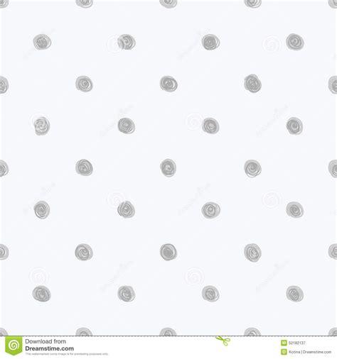 polka dot seamless pattern background hand drawn vector hand drawn doodle polka dot texture seamless soft grey