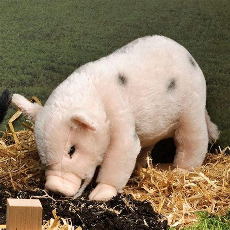 pot belly pug k 246 sen usa 0950 bess mohair pot bellied pig