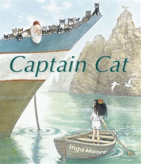 libro captain cat captain cat by inga moore hardcover barnes noble 174