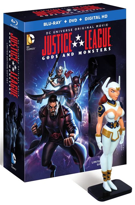 justice league gods monsters chronicles trailer released nuevo trailer de justice league gods and monsters chronicles