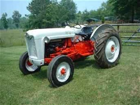 used farm tractors for sale ford 600 tractor 2005 06 04