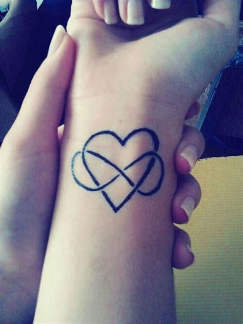 infinity heartbeat tattoo beautiful heart infinity tattoo quotes