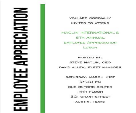 Employee Invitation Template 37 Event Invitations In Psd Free Premium Templates