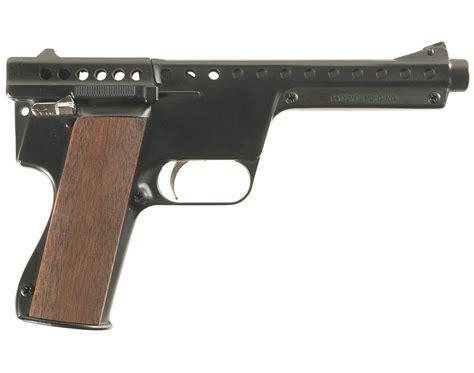 Mba Gyrojet I by Mba I Model B Gyrojet Semi Automatic Pistol With Box