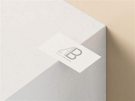 Business Card Mockup Tutorial