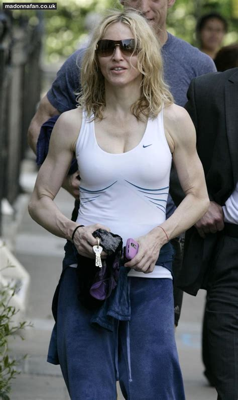 madonna arms muscular women in hollywood the style rebels