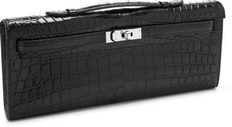 Givenchy Antigona Crocodile Nilo 550 heritage auctions special collection matte black nilo crocodile hermes cut clutch in black