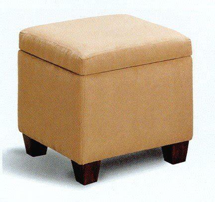 wood legs for ottoman shopping microfiber modern cube storage footstool