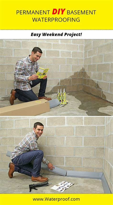 diy basement waterproofing products 17 best images about diy basement waterproofing on ontario basement and toronto