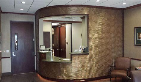 reception desk houston dialyspa office reception desk and cabinets