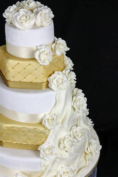 Goldene Hochzeitstorte by Goldene Hochzeitstorten Die Besten Momente Der Hochzeit