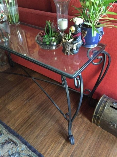 pier one sofa table pier one sofa table lincoln tempered gl top large console