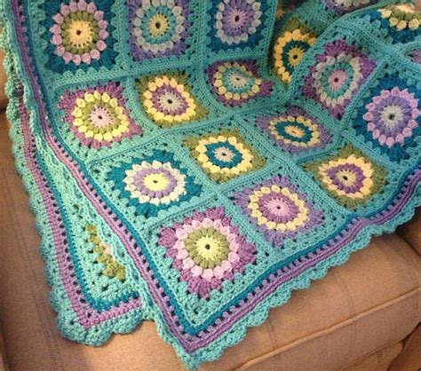 free pattern granny square afghan 666 best images about crochet blankets cushions poufs