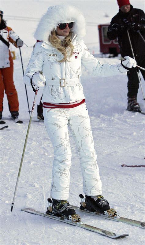 world  ski resort   fake snow  treated