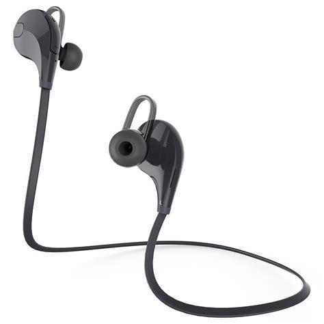 Earphone Bluetooth Sport Dengan Mic Qy7 Oem Blue 66r3g8 earphone bluetooth sport dengan mic qy7 oem black