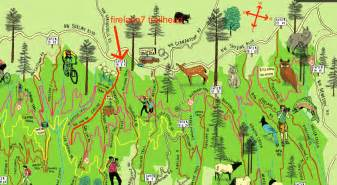 forest park trail map portland oregon quotes
