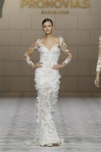 Brautkleider Größe 50 by Los 10 Mejores Looks De La Barcelona Bridal Week