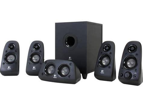 logitech recertified     surround sound