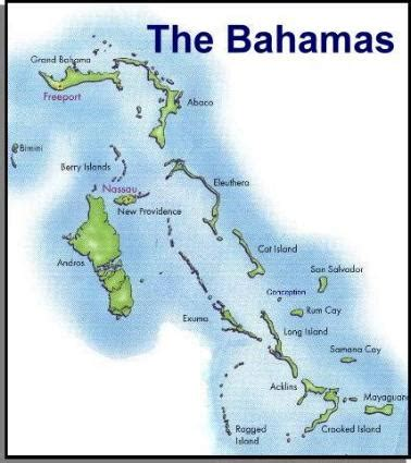 map of islands the coast of florida