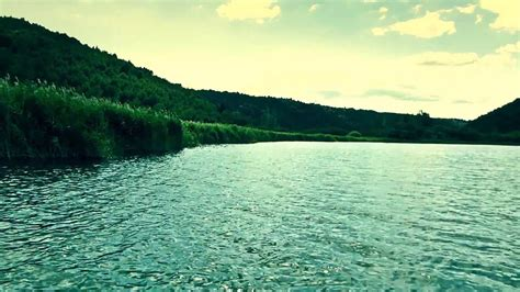 imagenes de otoño naturales 8807 movimiento en un barco el agua y las plantas