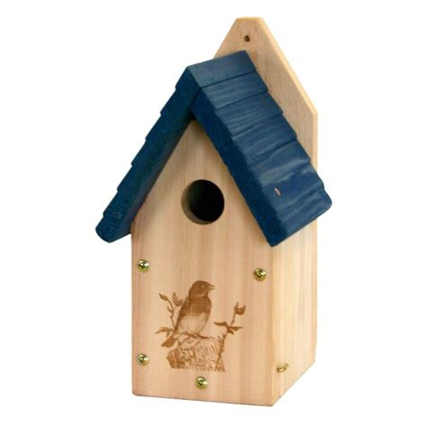woodlink garden bluebird bird house gsbb the home depot