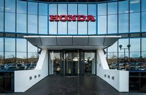 honda motor europe bracknell headquarters corporate