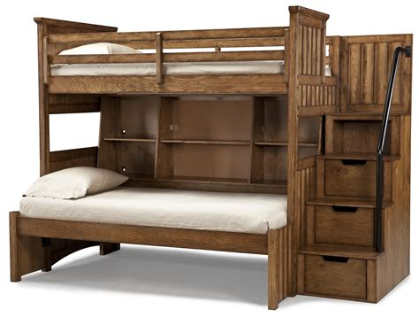 Bunk Beds With Stairs And Desk by 20 Best Of Desk Bunk Bed Plans