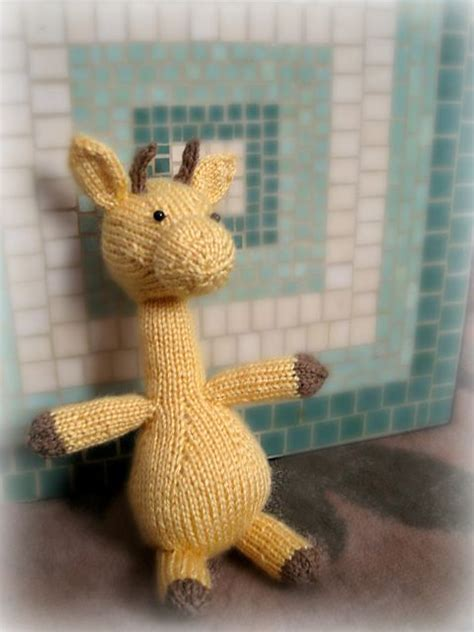knitting pattern giraffe melman the giraffe this pattern is available as a free