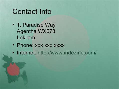 powerpoint tutorial in bangla bangladesh map powerpoint presentation template