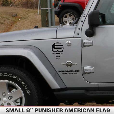 universal punisher american flag alphavinyl