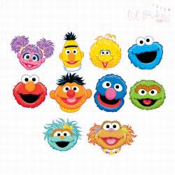 Items similar to sesame street printable party sign brought to