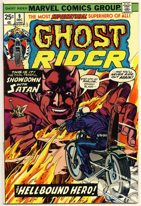 ghost rides books motoblogn classic ghost rider comic book covers