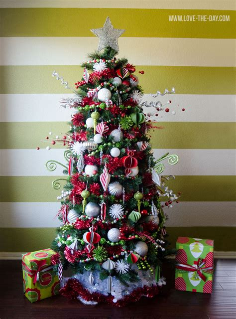 25 awesome christmas tree decorating ideas 2016 designmaz