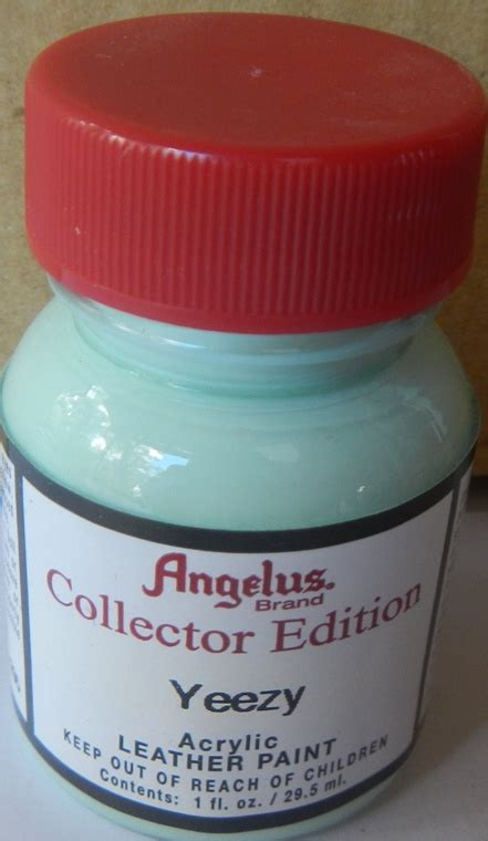 angelus paint yeezy quot angelus collector edition acrylic paint for shoes