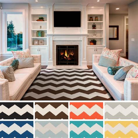 black and white chevron rug 8x10 black and white chevron rug 8 215 10 roselawnlutheran